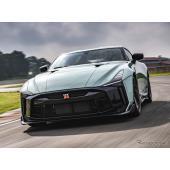日産 GT-R 50 by Italdesign、市販モデルを発表…720馬力に強化