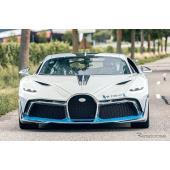 ブガッティ『ディーヴォ』、完売40台の最初の1台が完成…出荷前の最終品質確認テストの内容
