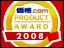 価格.comプロダクトアワード2008 携帯電話部門賞へ