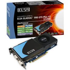 ELSA GLADIAC 998 GTX Plus V2 512MB