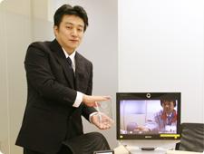 三洋電機コンシューマエレクトロニクス 車載機器事業部 商品企画統括部 田中 寛さん