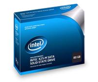 インテル X25-M Mainstream SATA SSD SSDSA2MH080G2R5