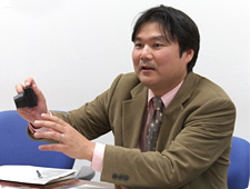 リコー パーソナルマルチメディアカンパニー 企画室 スペシャリスト 荒井 孝さん