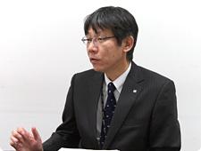 ICS設計室 室長 阪口 知弘さん