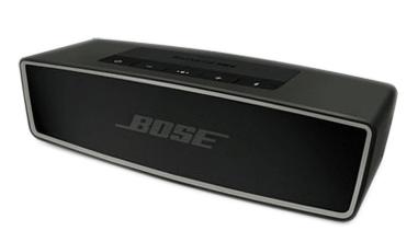 プロダクトアワード2015 オーディオ部門 大賞を受賞した「SoundLink Mini Bluetooth speaker II」