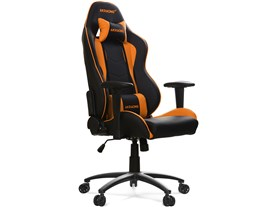 Nitro Gaming Chair AKR-NITRO-ORANGE [オレンジ]