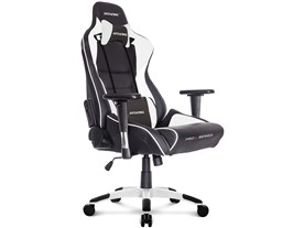 Pro-X Gaming Chair AKR-PRO-X/WHITE [ホワイト]