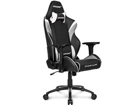 Overture Gaming Chair AKR-OVERTURE-WHITE [ホワイト]