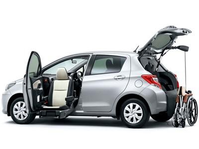 ヴィッツ 福祉車両 2010年モデル 製品画像