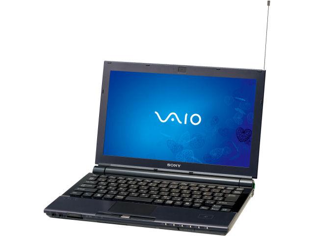 VAIO type T VGN-TZ50B の製品画像