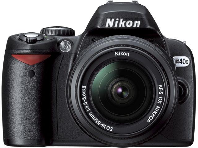 D40x レンズキット の製品画像