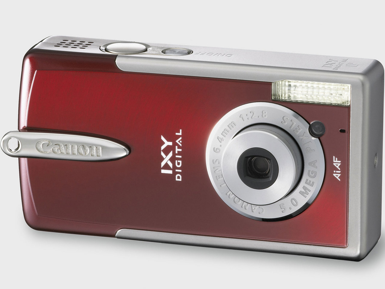 『本体 正面 スターガーネット』 IXY DIGITAL L2 の製品画像