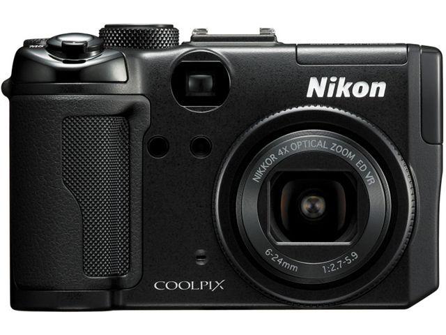 COOLPIX P6000 の製品画像