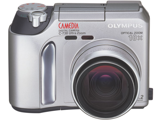 CAMEDIA C-730 Ultra Zoom の製品画像