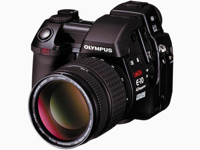 CAMEDIA E-10 の製品画像
