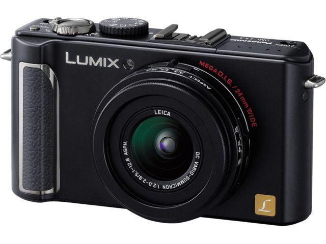 LUMIX DMC-LX3 の製品画像