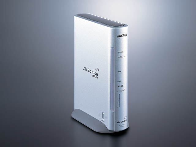 WZR-G54 の製品画像