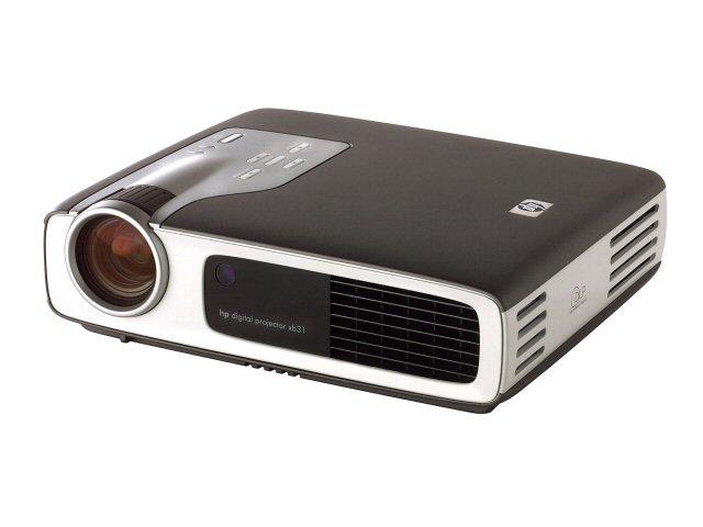 hp digital projector xb31 の製品画像