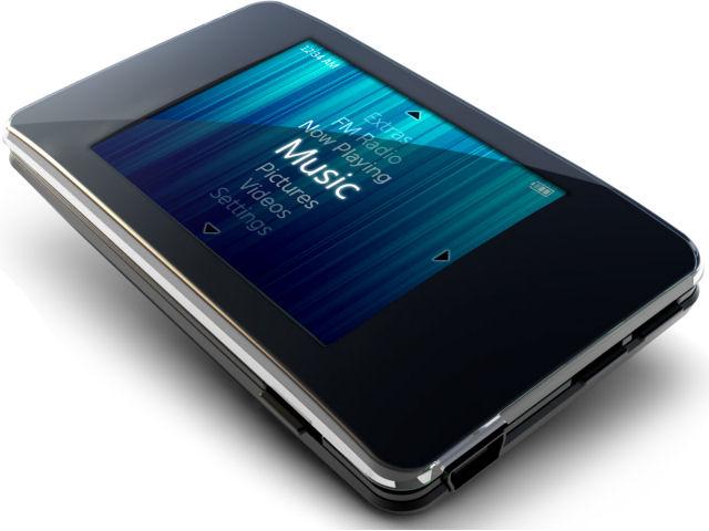 Clix2 ブラック (4GB) の製品画像