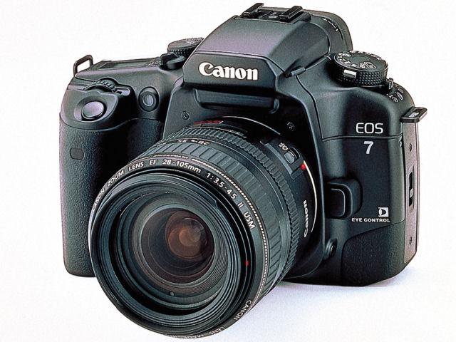 EOS-7 ボディ の製品画像