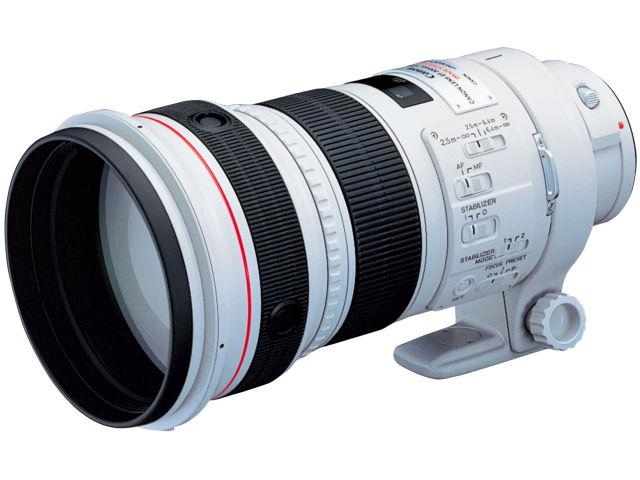EF300mm F2.8L IS USM ã®è£½åç»å