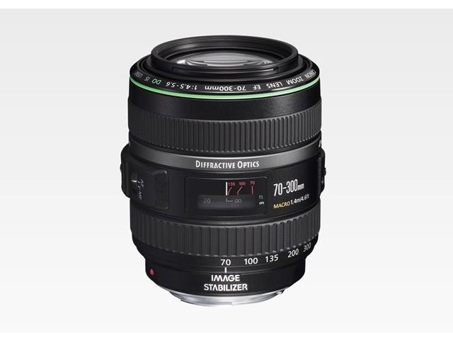 EF70-300mm F4.5-5.6 DO IS USM の製品画像