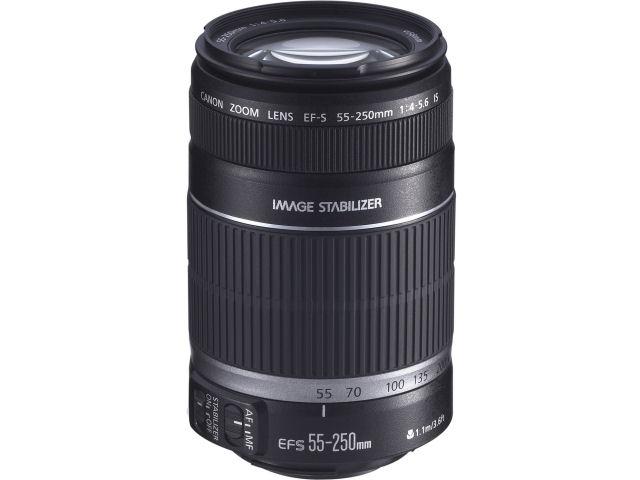 EF-S55-250mm F4-5.6 IS の製品画像