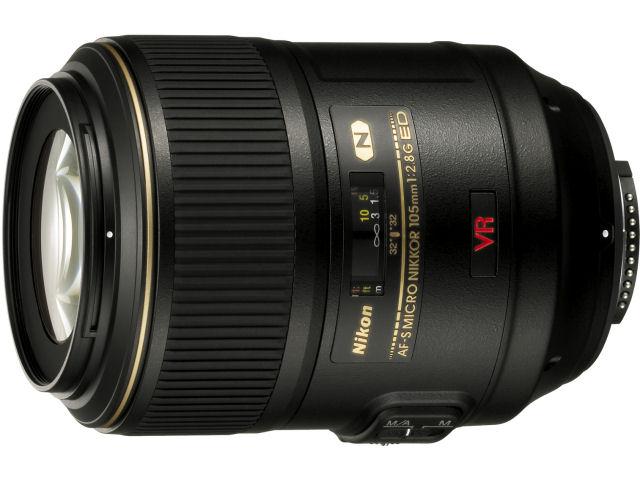 AF-S VR Micro-Nikkor 105mm f/2.8G IF-ED の製品画像
