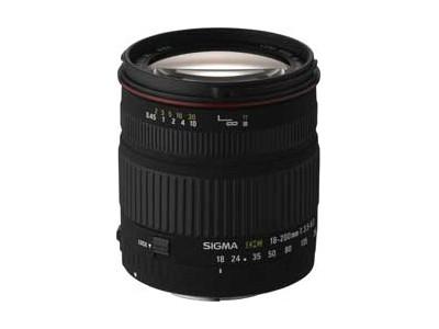 18-200mm F3.5-6.3 DC (キヤノン AF) の製品画像