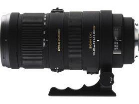 APO 120-400mm F4.5-5.6 DG OS HSM (キヤノン用) の製品画像