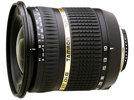 SP AF 10-24mm F/3.5-4.5 Di II LD Aspherical [IF] (Model B001) (キヤノン用) の製品画像