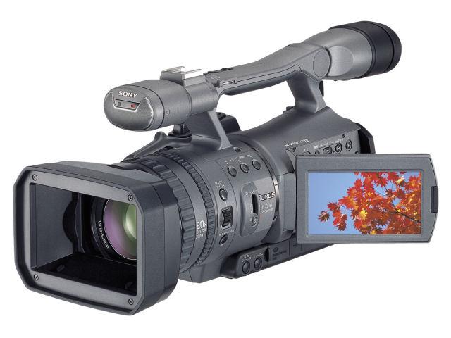 HDR-FX7 の製品画像