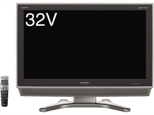 AQUOS LC-32GH5 [32インチ] の製品画像