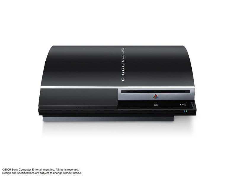 『本体 横置き 正面1』 プレイステーション3 HDD 60GB の製品画像