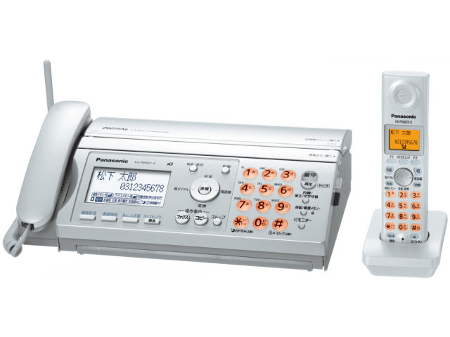 おたっくす KX-PW507DL の製品画像