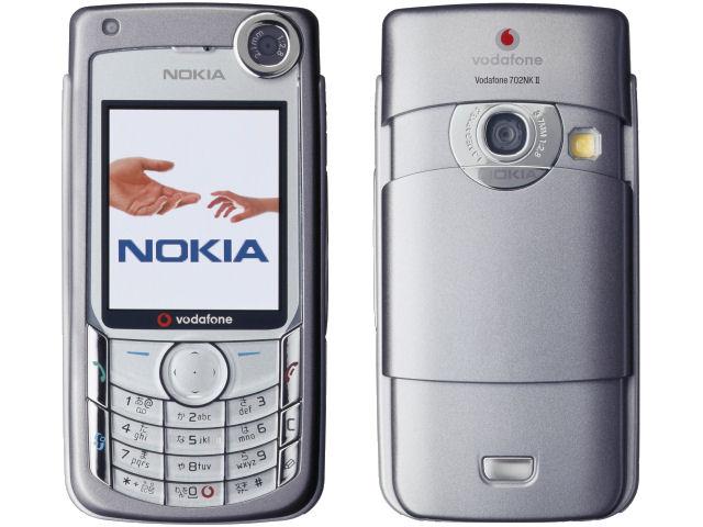Vodafone 702NK II の製品画像