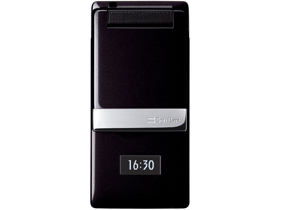 『本体 閉じ 正面2』 SoftBank 911SH の製品画像