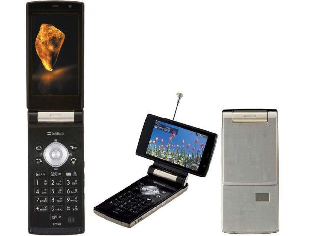 SoftBank 920SH の製品画像
