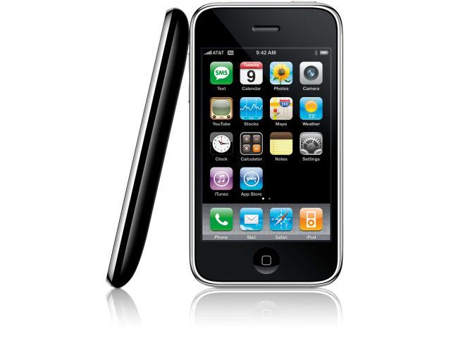 Apple iPhone 3G 製品画像
