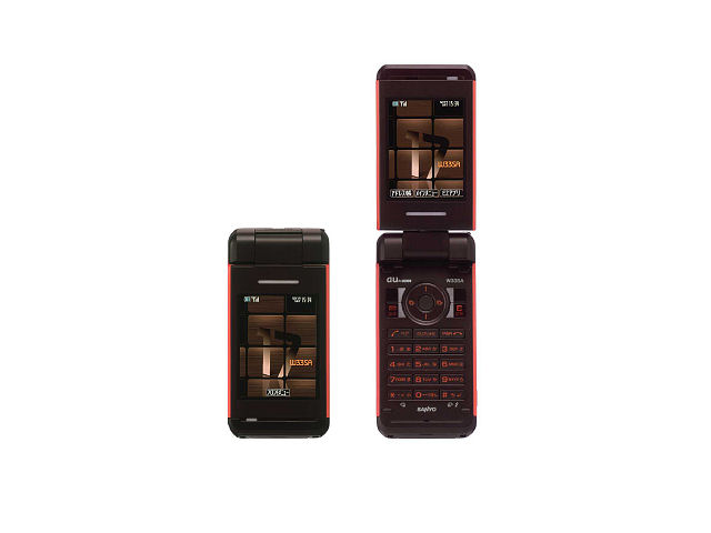 価格.com - W33SA の製品画像