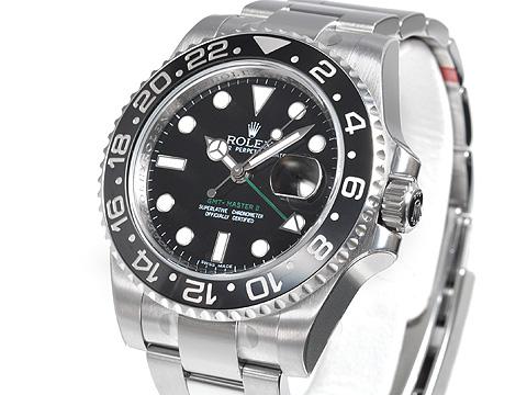 GMTマスターII 116710LN [オイスターブレスレット ブラック] の製品画像