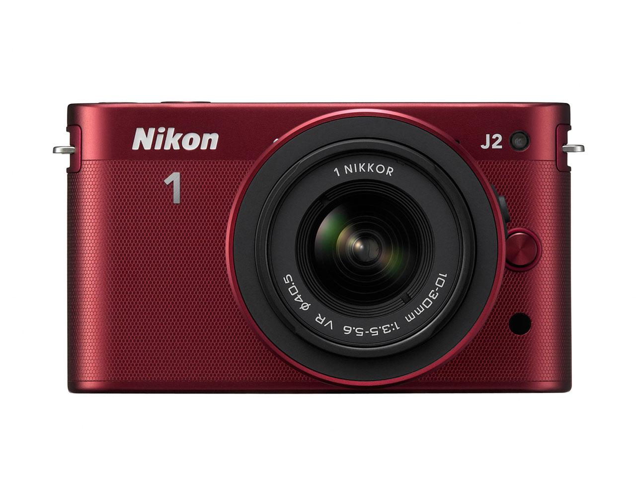 Nikon 1 J2 標準ズームレンズキット の製品画像