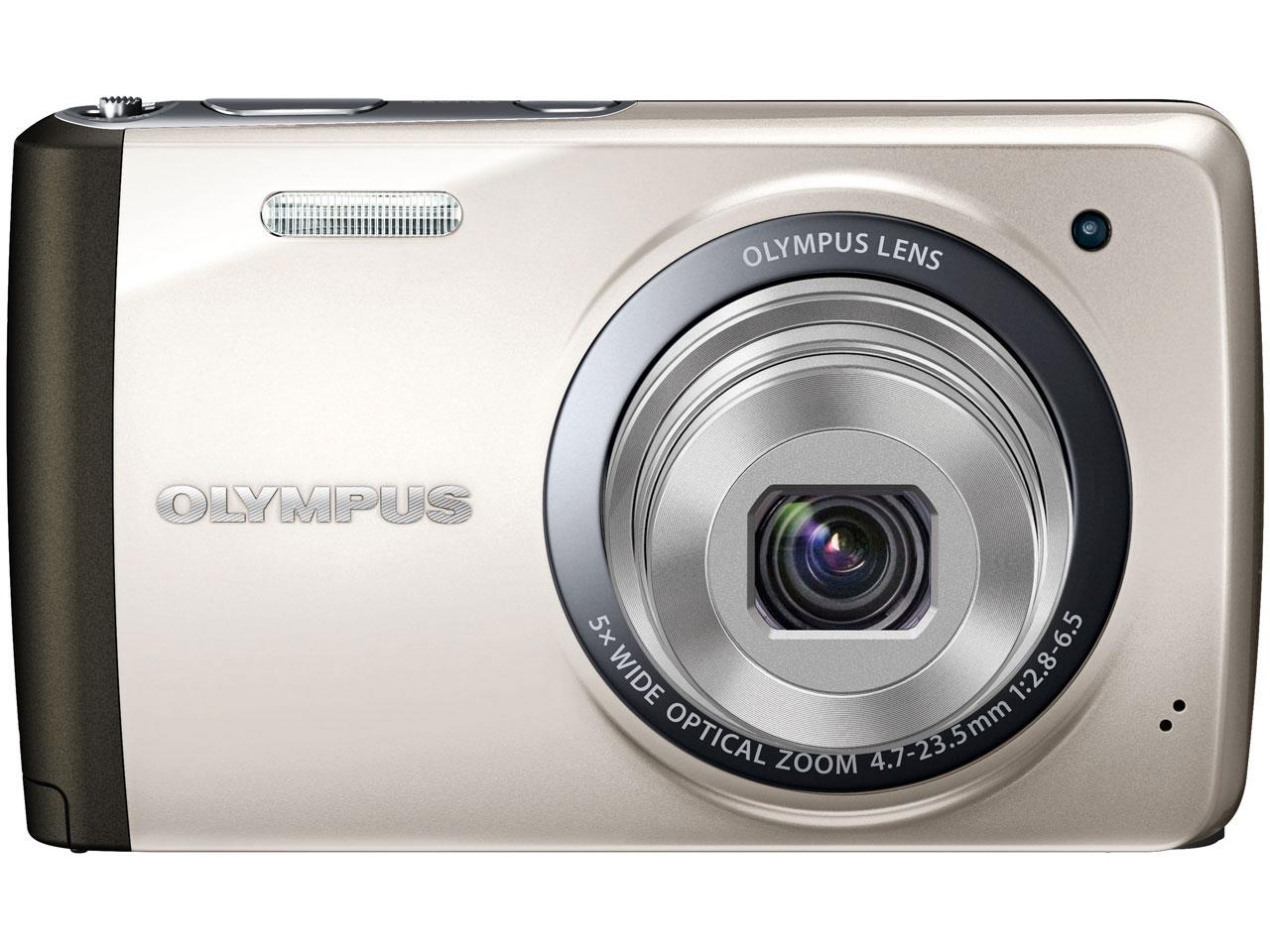 OLYMPUS STYLUS VH-410 の製品画像