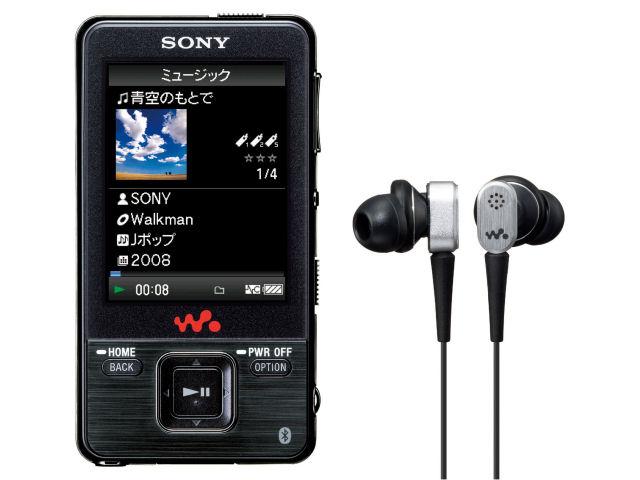 NW-A829 [16GB] の製品画像
