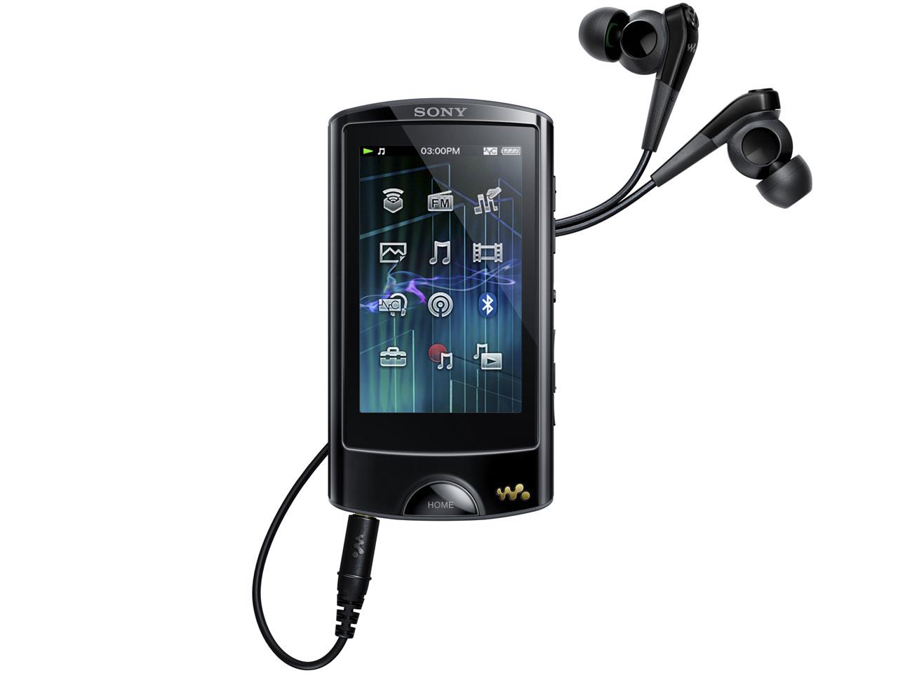NW-A867 [64GB] の製品画像