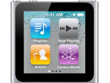 iPod nano 第6世代 [8GB] の製品画像