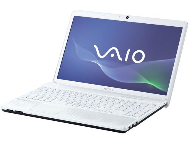 VAIO Eシリーズ VPCEH19FJ の製品画像