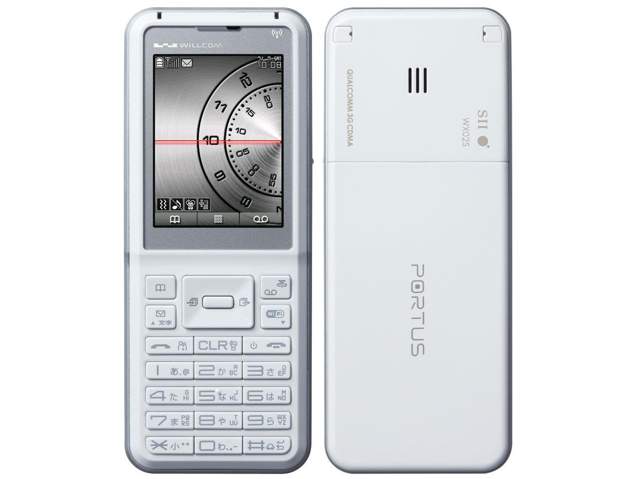 PORTUS WX02S の製品画像