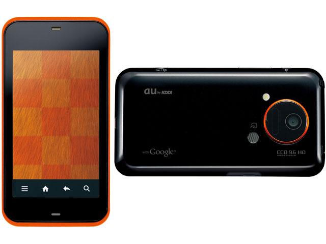 シャープ IS03 製品画像