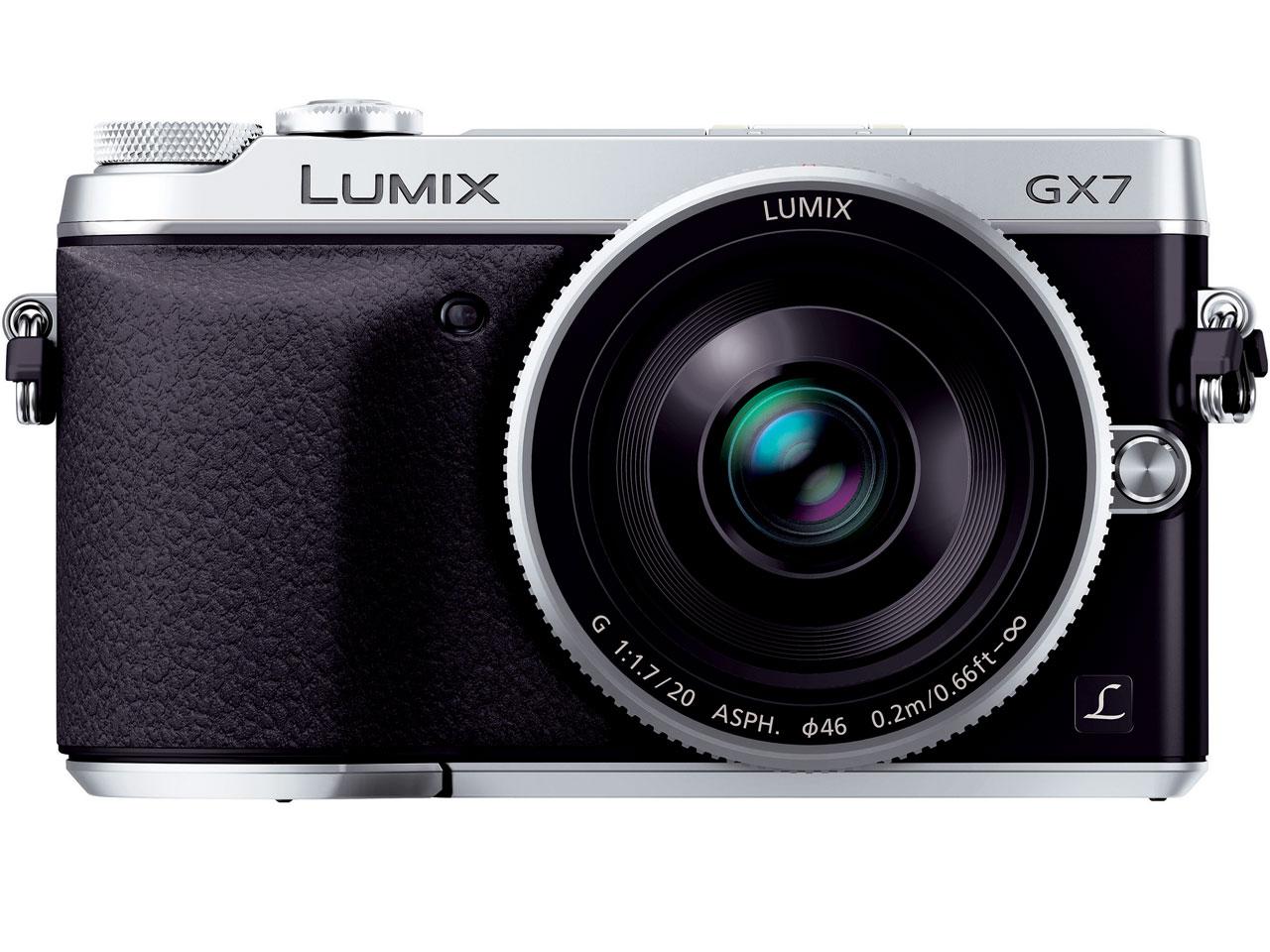 LUMIX DMC-GX7C レンズキット の製品画像